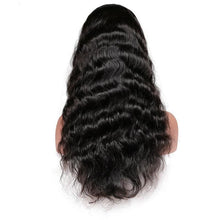 Load image into Gallery viewer, Lace Front Wavy Wig 100% Human Virgin Hair