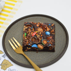 Letterbox Halloween Trick or Treat Brownie
