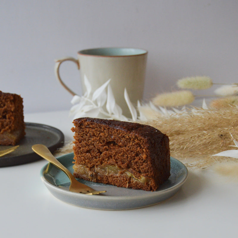 Ginger & Pear Cake
