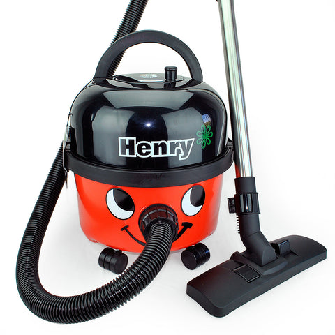 Henry Vacuum - Commercial