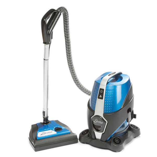 Sirena Vacuum with Water Filtration - Bonus included