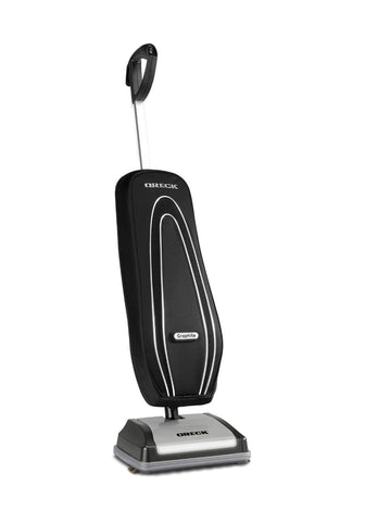 Oreck Graphite Upright Vacuum and Canister Combo Team, U4300, CC1600