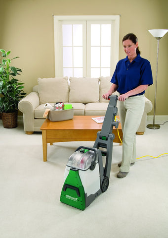 Bissell BigGreen Commercial BG10 Deep Cleaning 2 Motor Extracter Machine with Bonus Hose - SPL - MonsterVacuum.com