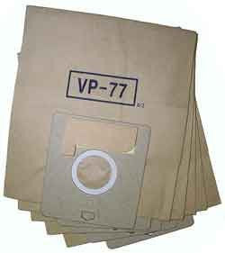 Bissell Paper Bag,   Vp-77 Power-  Partner 6800 5 Pk, 203-2026