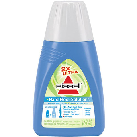 Bissell Cleaner, Hard Floor 16 Oz 2x Concentrate 6/cs, 56L9 56L9