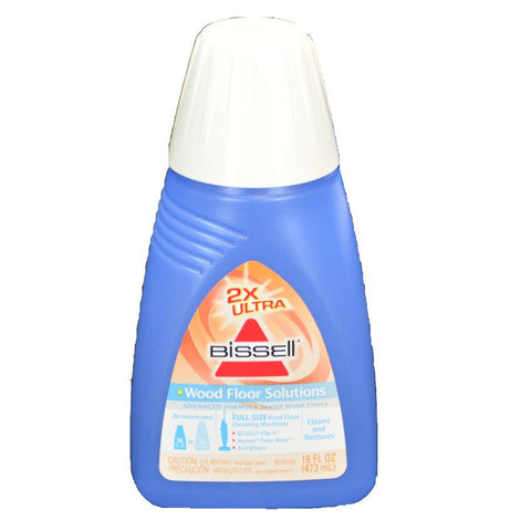 Bissell Cleaner, Wood Floor 16 Oz 2x Concentrate, 81T7 81T7