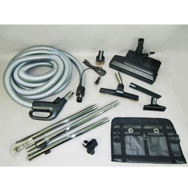 Built-In Kit, Majestic Deluxe 30' Dual Switching Nozzle Blk, 06-4947-06