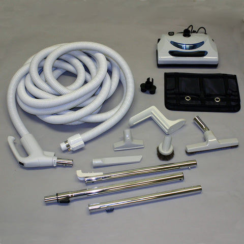 35' Hose Central Vacuum Kit