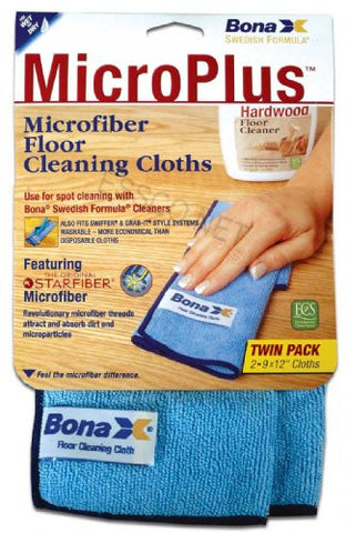 Bona Microplus 9x12 Floor Cloth Bona, AX0003005