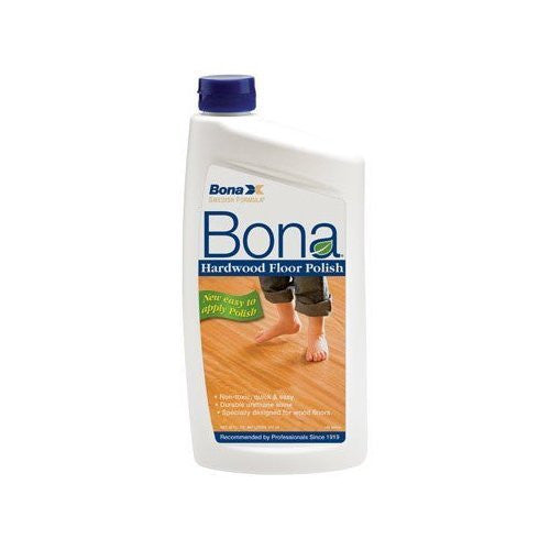 Bona Polish, Hardwood Floor   Low Gloss 32oz  8/case, WP500351001