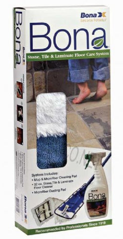 Bona Kit, Stone Tile Laminate Floor Care, WM710013359