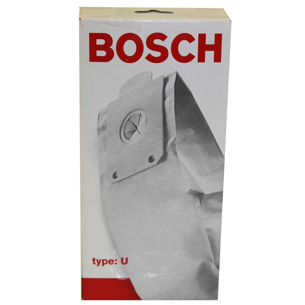Bosch Paper Bag, Type U Turbo  Jet Upright 5pk, 461616