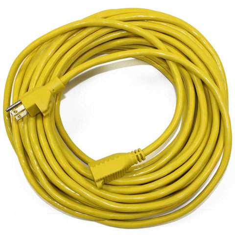 Cirrus Cord, 50' 16/3 Extension Yellow, 570990323