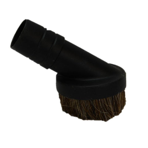 "Commercial Dust Brush, 2.25"" X 4""   Black, 230 230"