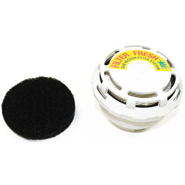 Compact Filter, Complete Exhaust 2-51 2-54 2-101 2-102, 70031