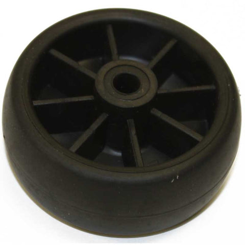 Compact Wheel, Rear Exl Mg1 Mg2   Black, 70214
