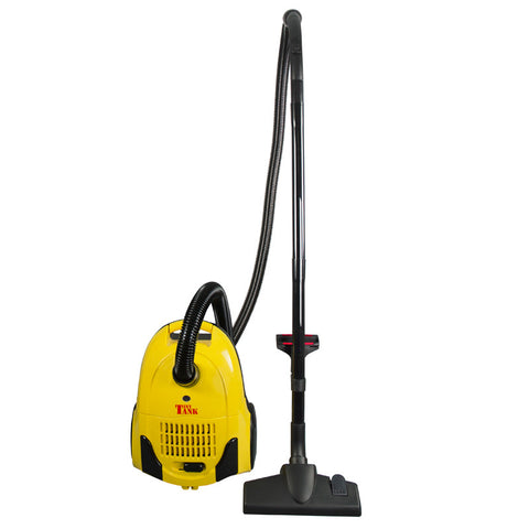 Carpet Pro Vac, Canister Tiny Tank Compact 8.5 Amp 15 Ft Cord, CPC-TT