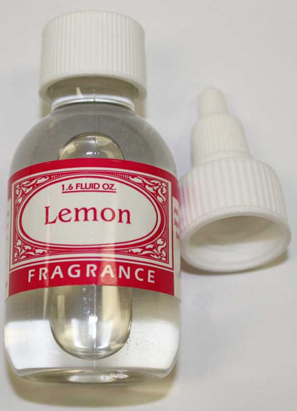 Vacuum Accessories Fragrance Ltd, Lemon 1.6 Oz Oil, O-102