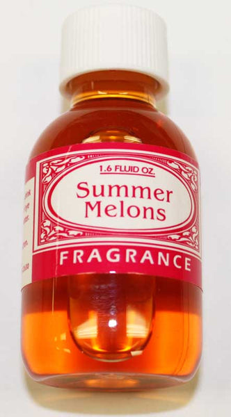 Vacuum Accessories Fragrance Ltd, Summer    Melon 1.6 Oz Oil, O-133
