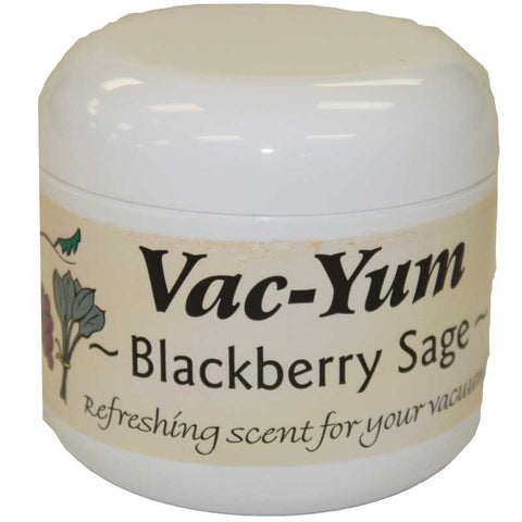 Vacuum Accessories Blackberry Sage, Vac-yum Fragrance 1.8oz 64/case, VY-BLK
