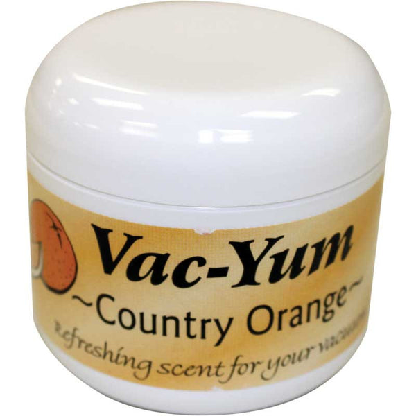 Vacuum Accessories Country Orange, Vac-yum  Fragrance 1.8oz 64/case, VY-CO