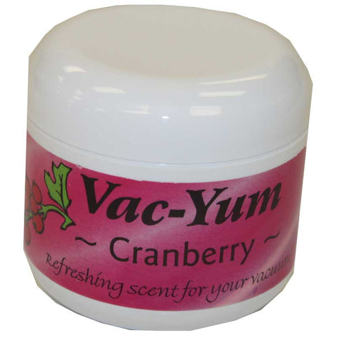 Vacuum Accessories Cranberry, Vac-yum       Fragrance 1.8oz 64/case, VY-CRAN