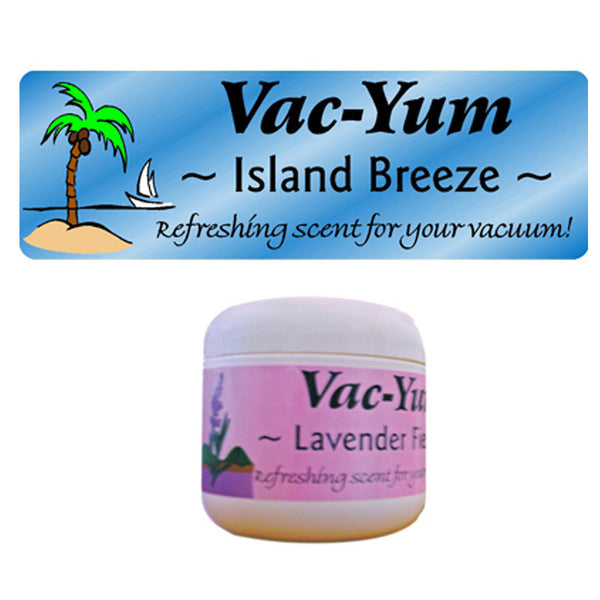 Vacuum Accessories Island Breeze, Vac-yum   Fragrance 1.8oz 64/case, VYIB