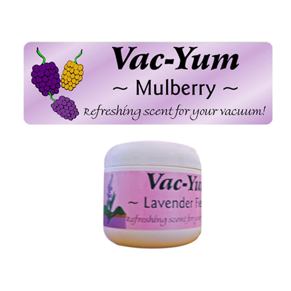 Vacuum Accessories Mulberry, Vac-yum        Fragrance 1.8oz 64/case, VY-MULB