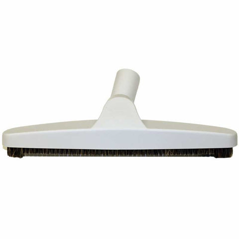 "Cen-Tec Floor Brush, 12"" Light Gray Horse Hair Fitall, 39778"