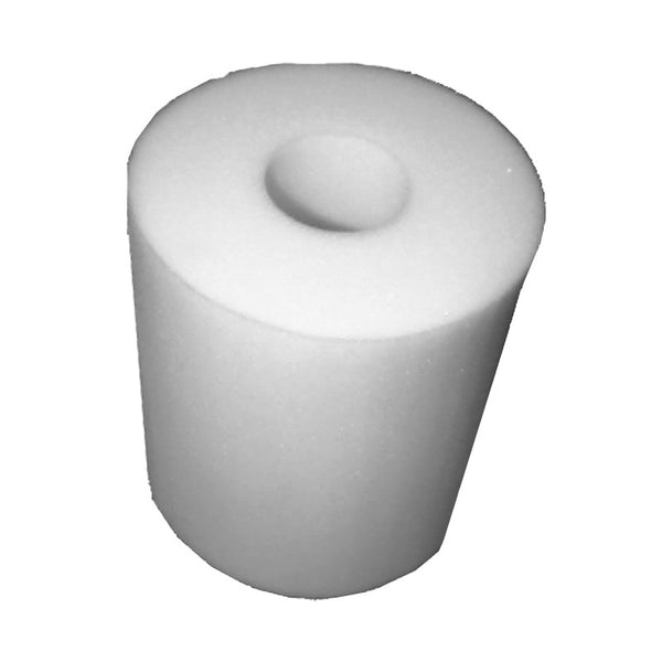 "Electrolux Filter, Central Vac Lux Filtex 6"" X 6"" Foam Tube, 06-2307-09"