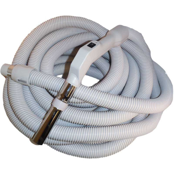 "Electrolux Hose, 35'low Voltage     Pistol Grip 1-3/8"" Gray, XE130138035FUI"