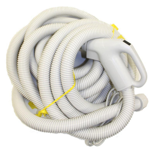 "Electrolux Hose, 35' 1 1/4"" Gas Pump Crushproof 8' Cord Gray, SZ130114035BCUI"