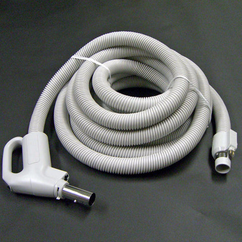 "Electrolux Hose, 30' 1 1/4"" Gas Pump Direct Crushproof Gray, SZ13011430BDUI"
