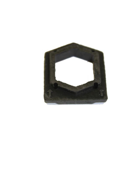 Eureka Cover, End Cap Rubber For Small Hex End Cap, 26059A