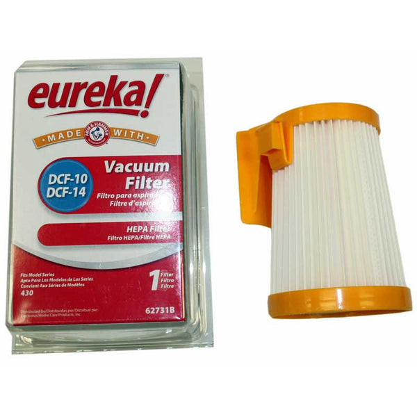 Eureka Filter, Dust Cup Dcf10,  Dcf14 431a, 62731C-2