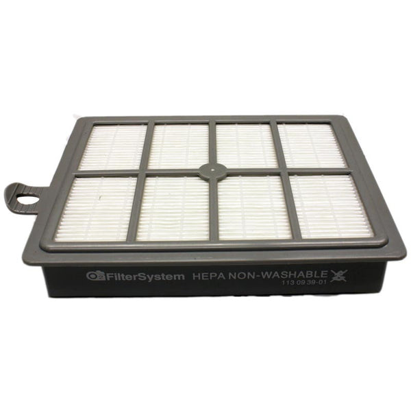 Eureka Filter, Exhaust Hepa And Charcoal H12 El8501f/02, 80714