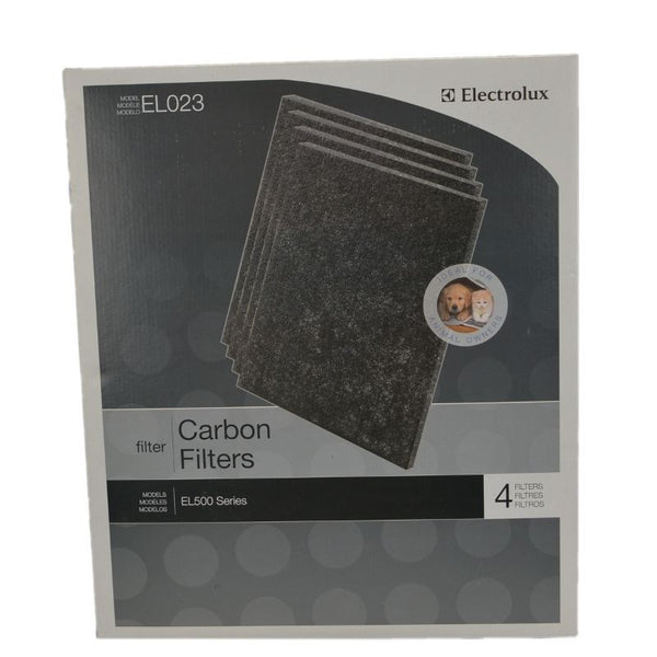 Eureka Filter, Carbon Air       Cleaner El500az, EL023-4 EL023-4