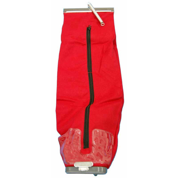 Eureka Cloth Bag, Comm 2way Latch Cplg Red Env, 470