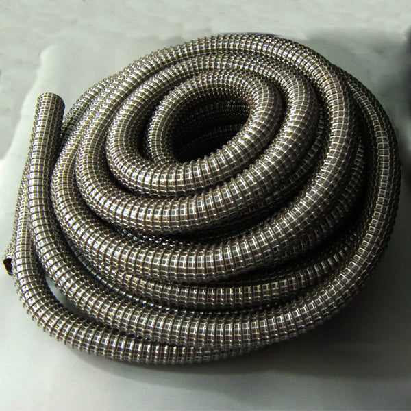 "EZFit Hose, 50' X 1 1/4"" Super Vac-u-flex Brown, 35401250443"
