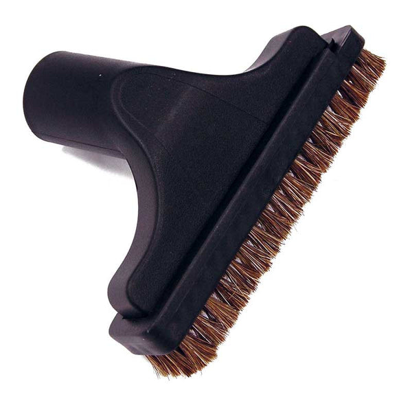 EZFit Upholstery Tool, W/horse Hair Slide On Brush Black, 14004