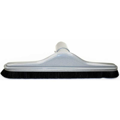 "EZFit Floor Brush, 1 1/4"" X 14"" Horse Hair Bristle Gray, 32535HSL"