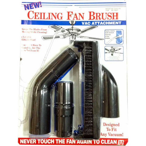 EZFit Ceiling Fan Tool, In Blister Pack Attachment Black, MODEL 500