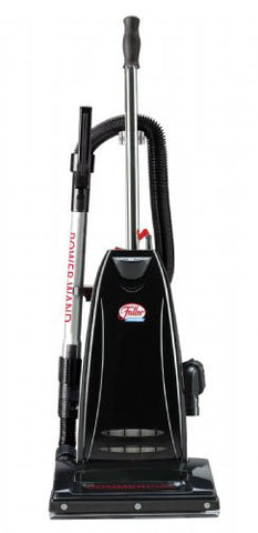 "Fuller Brush Vac, Black Upright 10A 14"" Obt Hepa Commercial, FBP-14PW,P14PW"