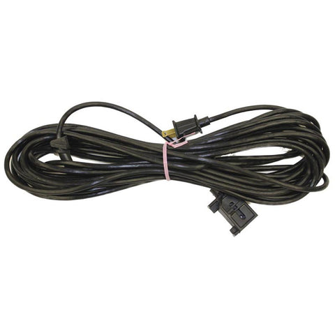 Hoover Cord,  35' 18/2 Elite 8amp Or Less Black, 46388027