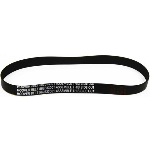 "Hoover Belt, Uh20020 5.5"" Diameter Cloth Reinforced, 562633001"