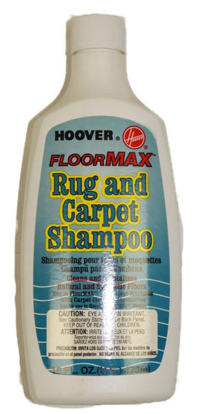 Hoover Shampoo, Rug And Carpet Foaming 16 Oz Floormax, 57333001
