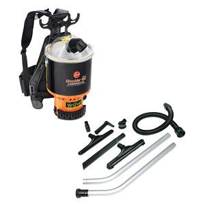 "Hoover Vac, Commercial Backpack 1 1/2"" Tools Bagless 8.5a, C2401---"