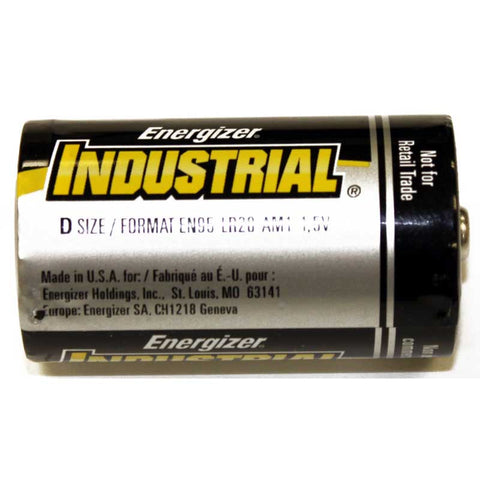 M&A Battery, D Cell, 79401