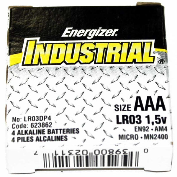 M&A Battery, Aaa 4 Pack, 79404