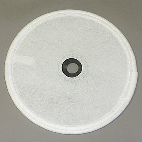 "Nutone Filter, Secondary Cv450  Flat 13"" Diameter, 84129-000"